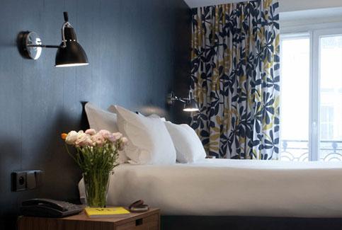 9hotel opera hotel boutique parigi alberghi design for Design hotel parigi