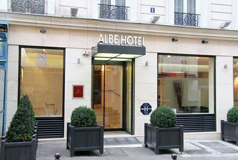 boutique hotel st germain