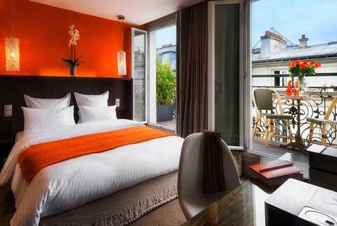 Hotel Beausejour Montmartre Hotel Near Montmartre Paris